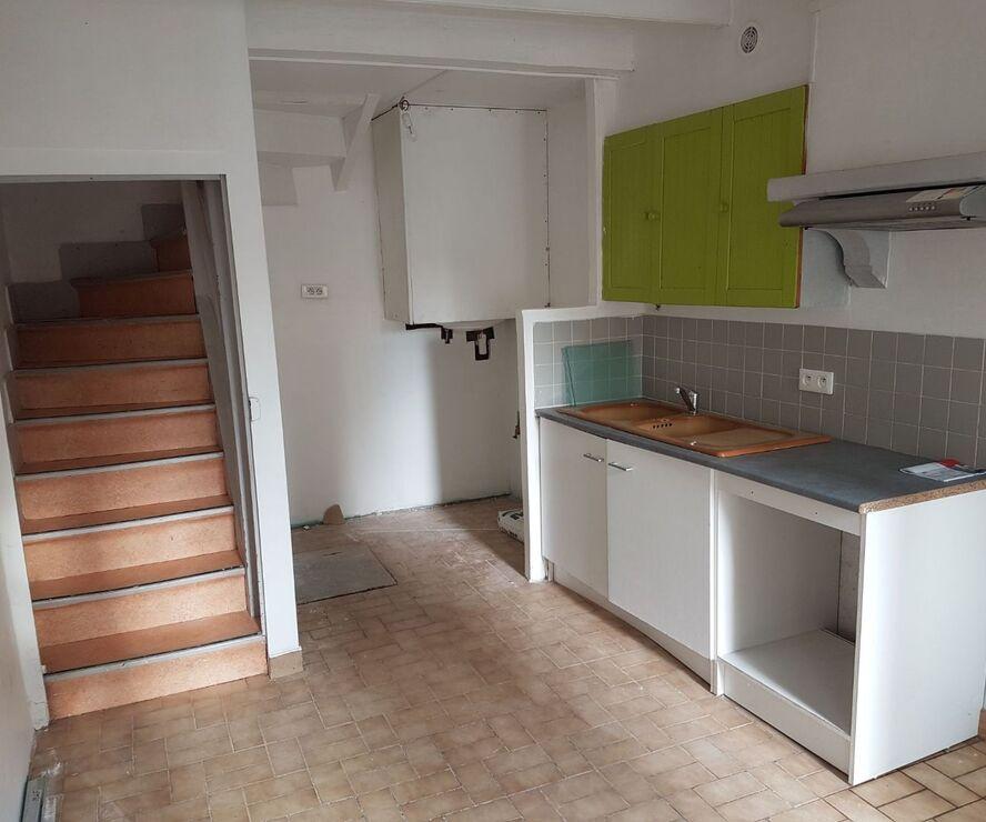Vente Maison 3 pièces 31m² Longueville-sur-Scie (76590) - photo