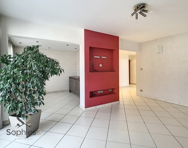 Vente Appartement 4 pièces 78m² Seyssins (38180) - photo