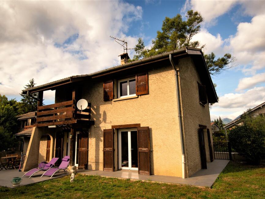 Vente Maison 4 pièces 111m² Échirolles (38130) - photo