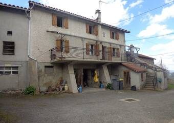 Vente Maison 4 pièces 100m² st bonnet le courreau - photo