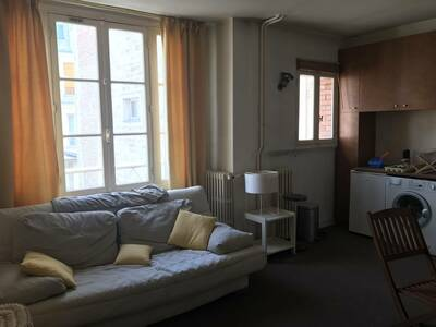 Vente Appartement 1 pièce 22m² Paris 16 (75016) - photo