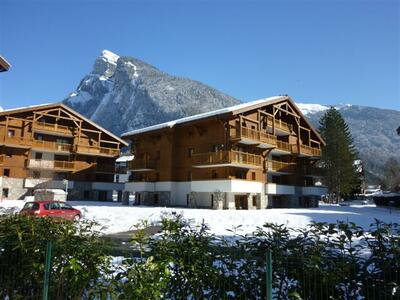 Appartement 6 couchages Samoëns (74340) - Photo 9