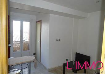 Vente Appartement 1 pièce 18m² Le Muy (83490) - photo