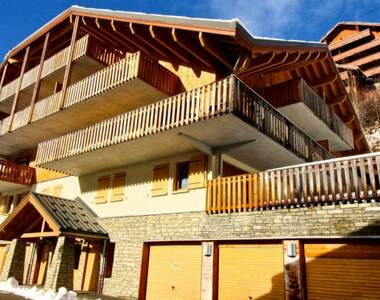 Vente Appartement 3 pièces 37m² VAUJANY - photo