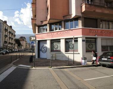 Location Local commercial 123m² Grenoble (38000) - photo