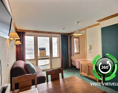 Vente Appartement 2 pièces 28m² Montchavin Les Coches (73210) - photo