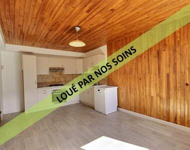 Renting Apartment 3 rooms 49m² Bourg-Saint-Maurice (73700) - photo