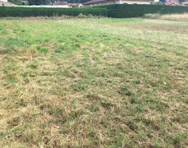 Vente Terrain 800m² Reyrieux (01600) - photo