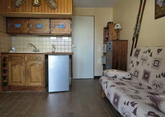 Vente Appartement 1 pièce 19m² Huez (38750) - photo
