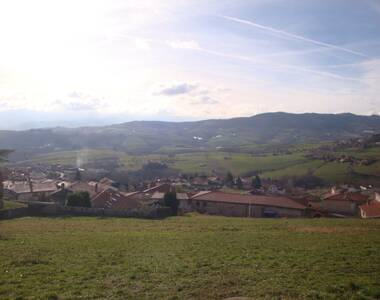 Vente Terrain 600m² Saint-Romain-en-Jarez (42800) - photo