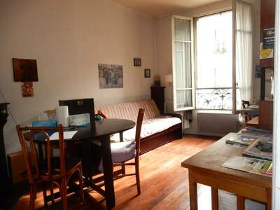 Vente Appartement 2 pièces 31m² Paris 18 (75018) - photo