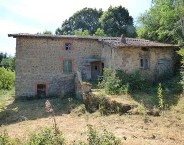 Vente Maison 4 pièces 320m² 6km St Forgeux - photo