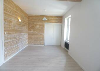 Vente Appartement 1 pièce 25m² Paladru (38850) - photo