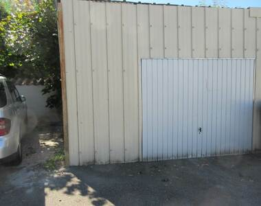 Location Garage 40m² Saint-Bonnet-de-Mure (69720) - photo