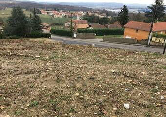 Vente Terrain 1 123m² Grenay (38540) - Photo 1