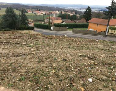 Vente Terrain 1 123m² Grenay (38540) - photo