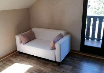 Renting Apartment 1 room 19m² Le Bourg-d'Oisans (38520) - Photo 1