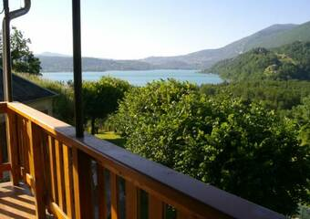 Location Appartement 1 pièce 25m² Aiguebelette-le-Lac (73610) - photo