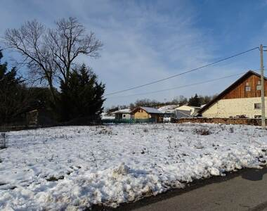 Vente Terrain 604m² Fillinges (74250) - photo