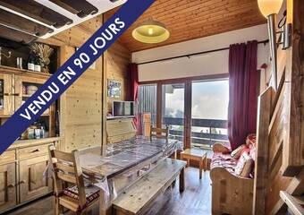 Vente Appartement 4 pièces 54m² LA ROSIERE - photo