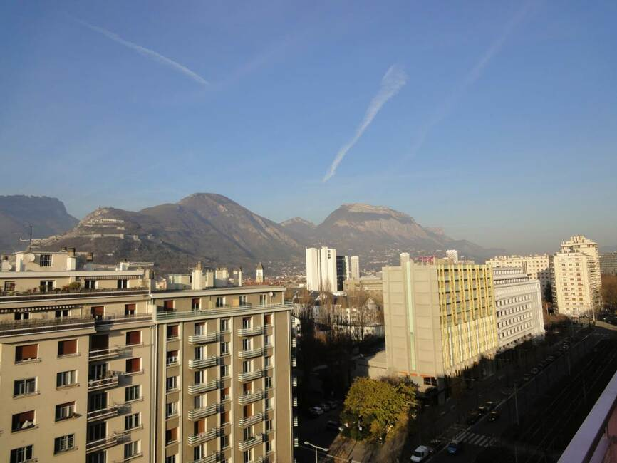 Location appartement 2 pi ces grenoble 38000 216589 for Appartement meuble grenoble