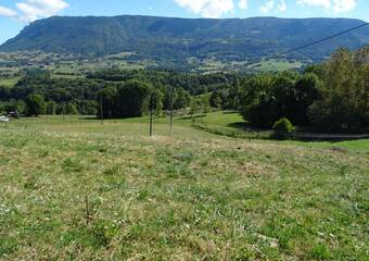 Vente Terrain 1 618m² Saint-Pierre-d'Alvey (73170) - Photo 1