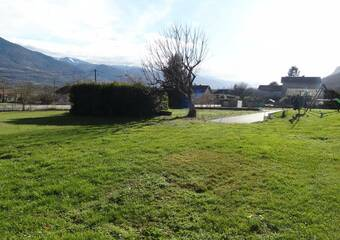 Vente Terrain 700m² Le Touvet (38660) - photo