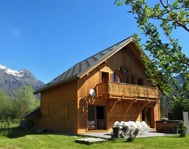 Sale House 5 rooms 115m² Le Bourg-d'Oisans (38520) - photo