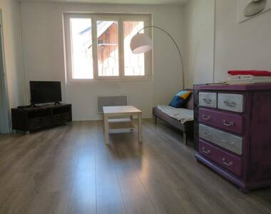 Sale Apartment 2 rooms 37m² Le Bourg-d'Oisans (38520) - photo