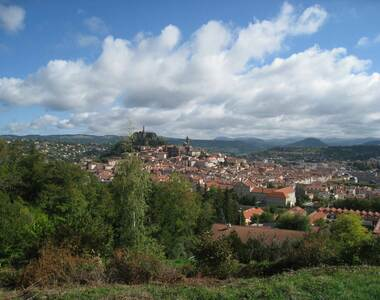 Vente Terrain 868m² Le Puy-en-Velay (43000) - photo
