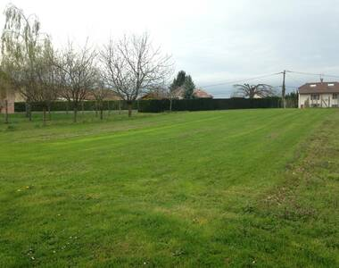 Vente Terrain 1 050m² Dolomieu (38110) - photo