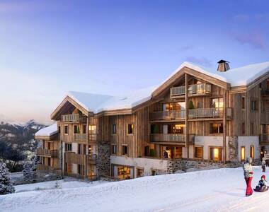 Sale Apartment 2 rooms 43m² LA PLAGNE MONTALBERT - photo