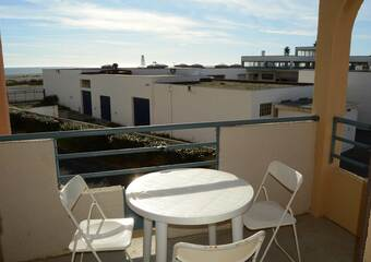 Vente Appartement 1 pièce 18m² Port Leucate (11370) - Photo 1