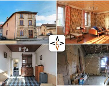 Vente Maison 6 pièces 145m² Châbons (38690) - photo