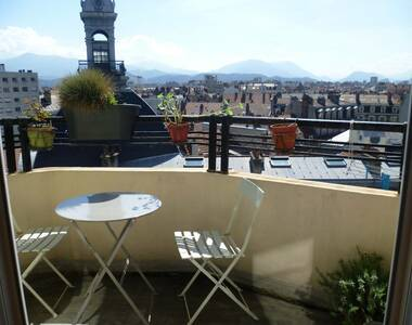 Renting Apartment 1 room 33m² Grenoble (38000) - photo