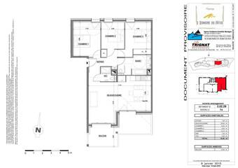 Vente Appartement 4 pièces 79m² Vaujany (38114) - photo