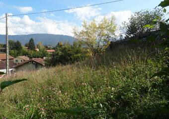 Vente Terrain 890m² La Flachère (38530) - photo