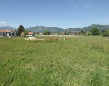 Vente Terrain 673m² Morestel (38510) - photo