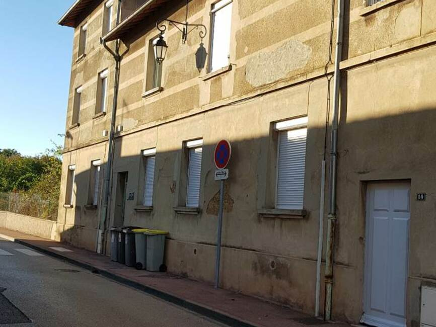 Vente appartement 1 pi ce saint laurent de mure 69720 413080 - Garage saint laurent de mure ...