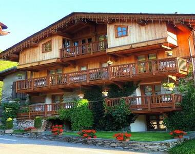 Sale House 12 rooms 600m² Sainte-Foy-Tarentaise (73640) - photo