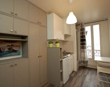 Location Appartement 1 pièce 10m² Asnières-sur-Seine (92600) - photo