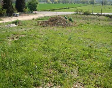 Vente Terrain 471m² Cluny (71250) - photo