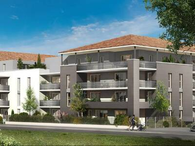 Immobilier neuf : Programme neuf Quint-Fonsegrives (31130) - photo