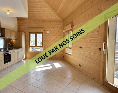 Renting Apartment 3 rooms 59m² Bourg-Saint-Maurice (73700) - photo