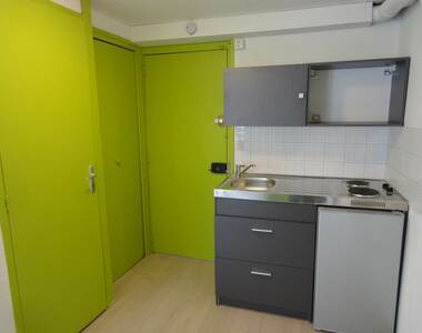 Renting Apartment 1 room 15m² Grenoble (38000) - photo
