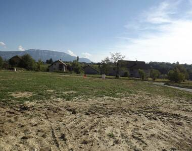Vente Terrain 800m² Novalaise (73470) - photo
