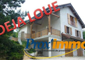 Location Maison 6 pièces 127m² Miribel-les-Échelles (38380) - photo