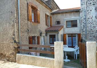 Vente Maison 4 pièces 120m² Sainte-Eugénie-de-Villeneuve (43230) - photo