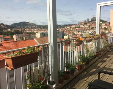 Vente Appartement 2 pièces 55m² Le Puy-en-Velay (43000) - photo