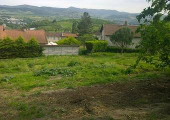Vente Terrain 940m² Genilac (42800) - Photo 1